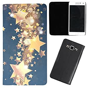DooDa - For Karbonn A2 PU Leather Designer Fashionable Fancy Flip Case Cover Pouch With Smooth Inner Velvet