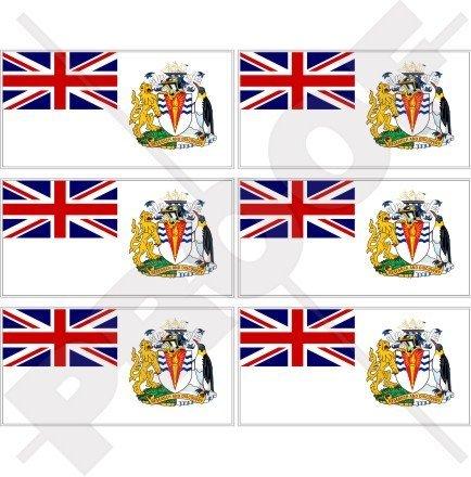 BRITISH ANTARCTIC TERRITORY Flag UK 40mm (1,6