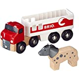 Brio - 33405 - Jeu de Construction - Camion Transport de Chevaux