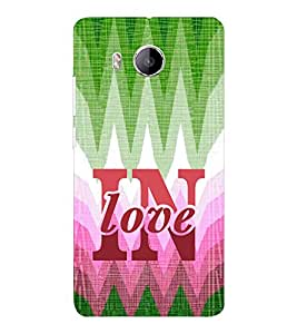 EPICCASE in love Mobile Back Case Cover For VIVO X shot (Designer Case)