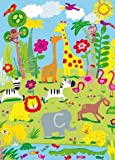 Safari Animals by Jane Hirst