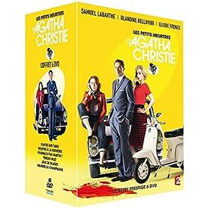 Les petits meurtres d'Agatha Christie - Coffret 6 DVD