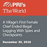 A Village's First Female Chief Ended Illegal Logging With Spies and Checkpoints   Carolyn Beeler