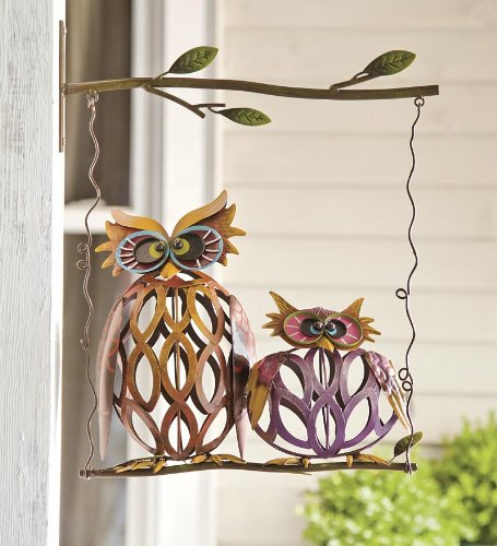Swinging Owl Pair Iron Wall Sculpture hp 856a low price anemometer wind flowmeter with wind speed range 0 3 45m s