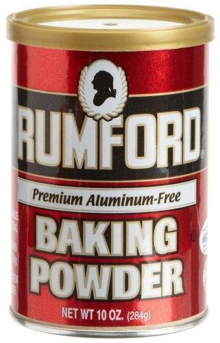 Rumford Baking Powder No Aluminum (12X8.1 Oz) ( Value Bulk Multi-Pack)
