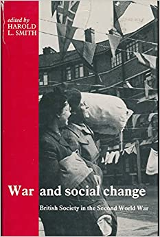 war and social change thesis Essays jun 1, 1981 war and social change by literature of liberty reviewer and he did hope the war would result in major economic and social changes.