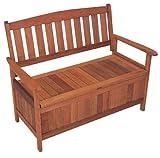 NACH WZ-458 2-Seat New York Storage Bench, 44.9-Inch