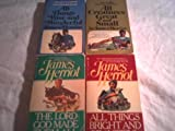 img - for James Herriot: All Creatures Great and Small/All Things Bright and Beautiful/All Things Wise and Wonderful/the Lord God Made Them All/Boxed Set book / textbook / text book
