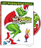 Dr. Seuss: How The Grinch Stole Christmas [Blu-ray]