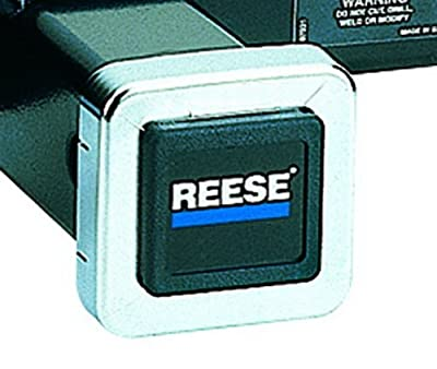 Reese Towpower 7023100 Chrome Receiver Plug Cover
