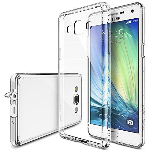 Galaxy A5 Custodia - Ringke FUSION Custodia [Gratuite HD Film/Cadere Protezione][CRYSTAL VIEW] Shock Assorbimento di Paraurti Premio Ibrido Difficile per SAMSUNG Galaxy A5 - Eco/DIY Pacchetto