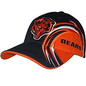 Chicago Bears Tsunami Baseball Cap