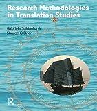 Research Methodologies in Translation Studies
