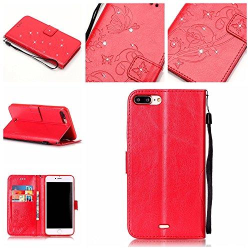custodia-iphone-7-plus-iphone-7-plus-cover-cozy-hut-scintillanti-diamanti-retro-fiore-modello-design
