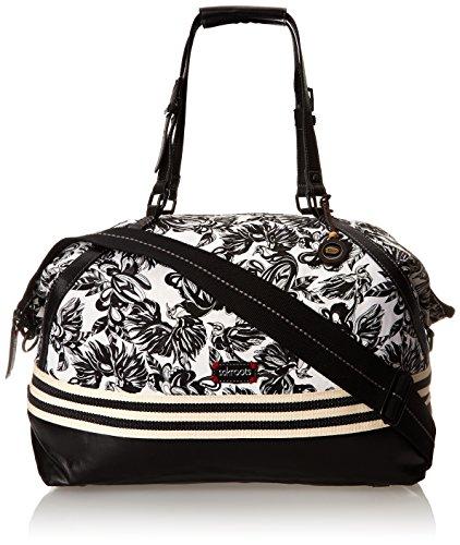 Sakroots Artist Circle Soft Duffle Bag,Mist Treehouse,One Size