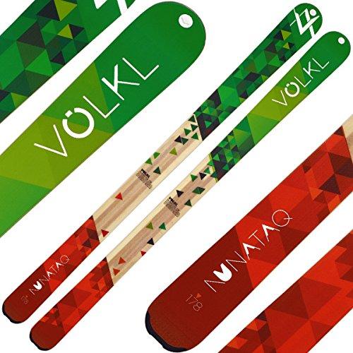 Volkl Nunataq 2015 Mens Skis 178cm, Ski Only
