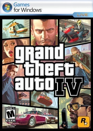 Grand Theft Auto IV  PC Download (Standard Edition) Picture