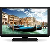 Toshiba 22L1333G Edge LED TV, Full HD, USB Playback, Nero