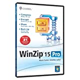 WinZip 15 Pro Single User (PC)by Corel