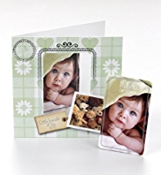 Photographic Baby Gift Card