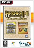 Heroes of Might & Magic III & IV (PC DVD) [Windows] - Game