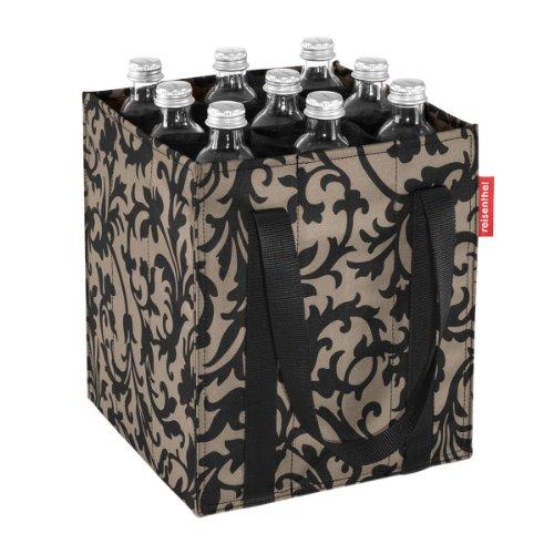 reisenthel-zj7027-bottlebag-baroque-taupe-grosse-24-x-28-x-24-cm