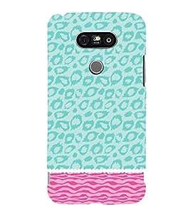 Sea Cheeta Pattern 3D Hard Polycarbonate Designer Back Case Cover for LG G5 :: LG G5 H850 H820 VS987 LS992 H860N US992