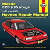 Haynes 61015 Mazda 323, Protege 90-2003