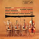 Mozart: Clarinet Concerto In A Major K.622 & Clarinet Quintet In A Major K.581