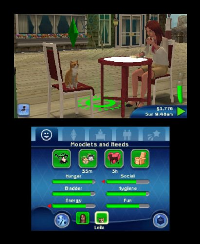Sims 3 Pets screenshot