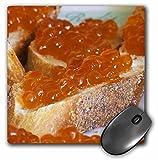 Danita Delimont - Cuisines - Cuisine, Salmon, Bread, Gironde, Aquitaine, France - EU09 PKA0565 - Per Karlsson - MousePad (mp_81568_1)