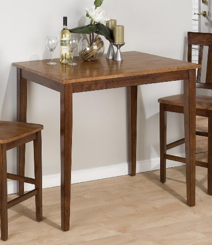 Counter height dining room table sets