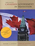 Canadian Government in Transition Cdn (0130908150) by JACKSON
