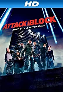 Attack the Block (2011) [BluRay]