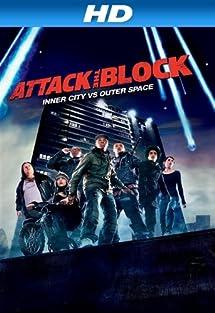 Attack the Block (2011) [BluRay]