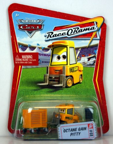 Disney Pixar Cars Race-O-Rama Octane Gain Pitty - 1