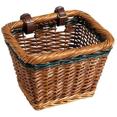 Nantucket Miacomet Rectangle Front Handlebar Bike Basket