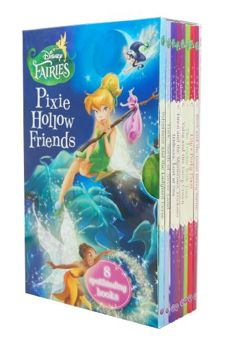 Disney Fairies Chapter Book Slipcase Collection