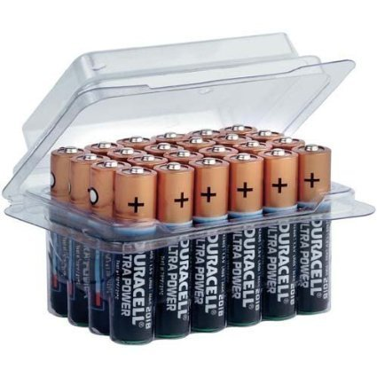 Duracell Ultra Power MX2400 MN2400 AAA/Micro Batteries 24-pack