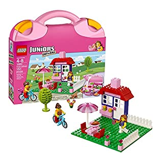 Lego Briques - 10660 - Jeu de Construction - Valise de Construction - Fille