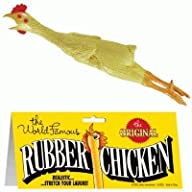 Loftus World Famous Rubber Chicken