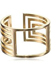 by boe Frieze Frame Ring