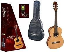 Comprar Admira (Alba) Iniciación 4/4 (Pack) guitarra clásica española