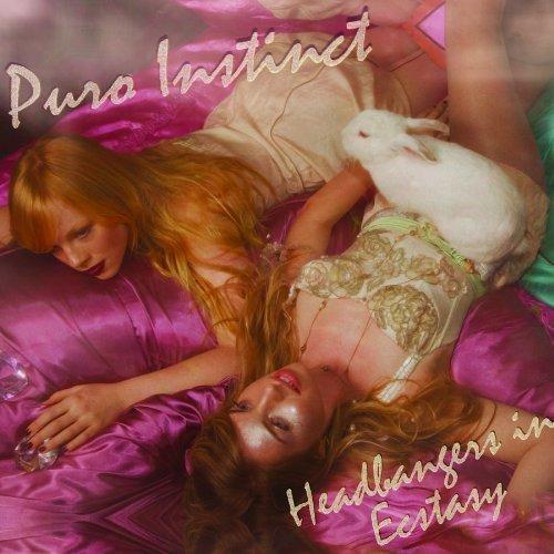 Vinilo : Puro Instinct - Headbangers In Ecstasy (LP Vinyl)