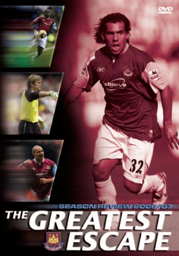 West Ham United FC - 2006/2007 Season Review [DVD]