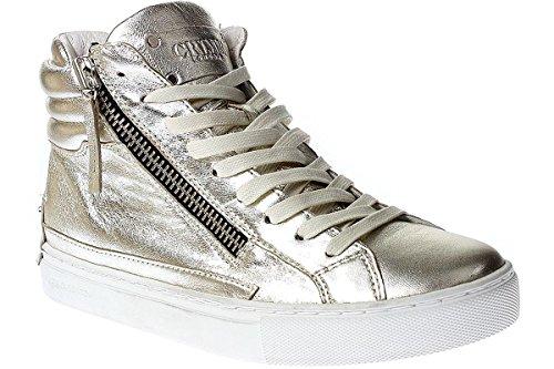 Crime London 25108S16B - Donna Scarpe Sneaker Lacci - Oro, Donna, 39 EU