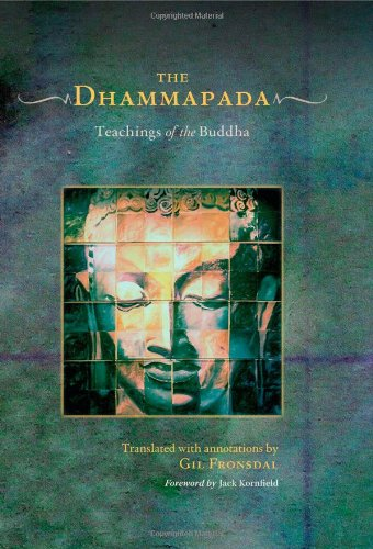 The Dhammapada (Book and Audio-CD Set): Teachings of the Buddha