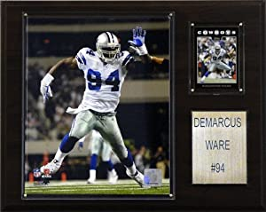 NFL DeMarcus Ware Dallas Cowboys Player Plaque by C&I Collectables