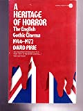 img - for A Heritage of Horror: The English Gothic Cinema, 1946-1972 book / textbook / text book