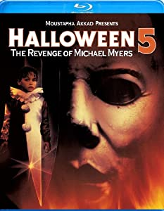 Halloween 5 The Revenge Of Michael Myers Blu-ray from Anchor Bay